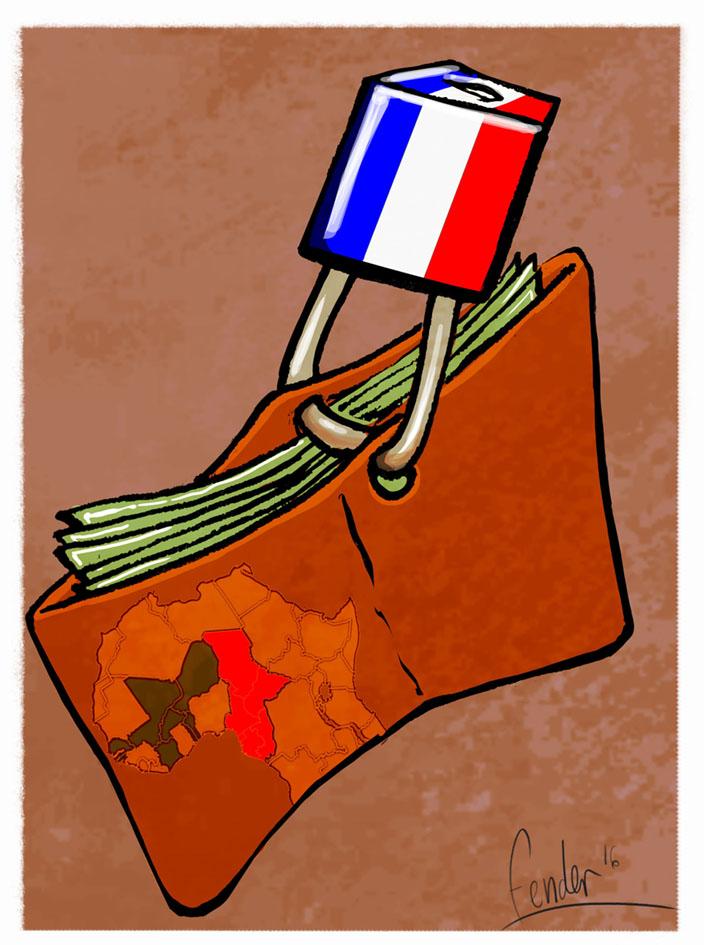 Neocolonialismo francés