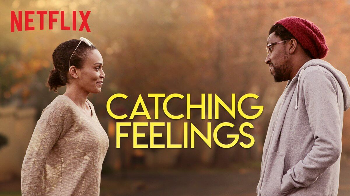 La serie sudafricana Catching Feelings, actualmente disponible en Netflix