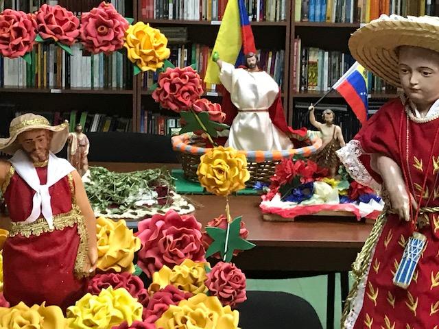 Encuentro de San Juanes en el Centro de Saberes