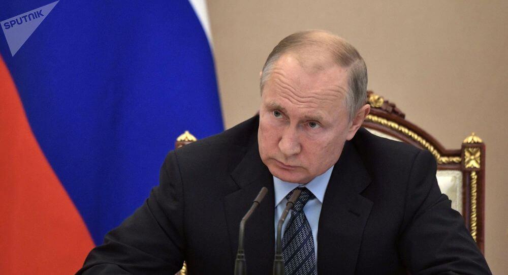 Putin ordena medidas para responder a las acciones de EEUU tras su salida del Tratado INF
