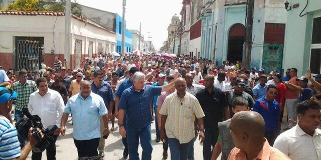 Diaz Canel