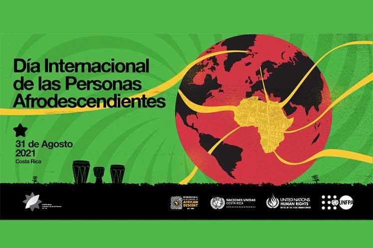 La celebración de este día busca fomentar el respeto de los derechos humanos y libertades fundamentales de los afrodescendientes