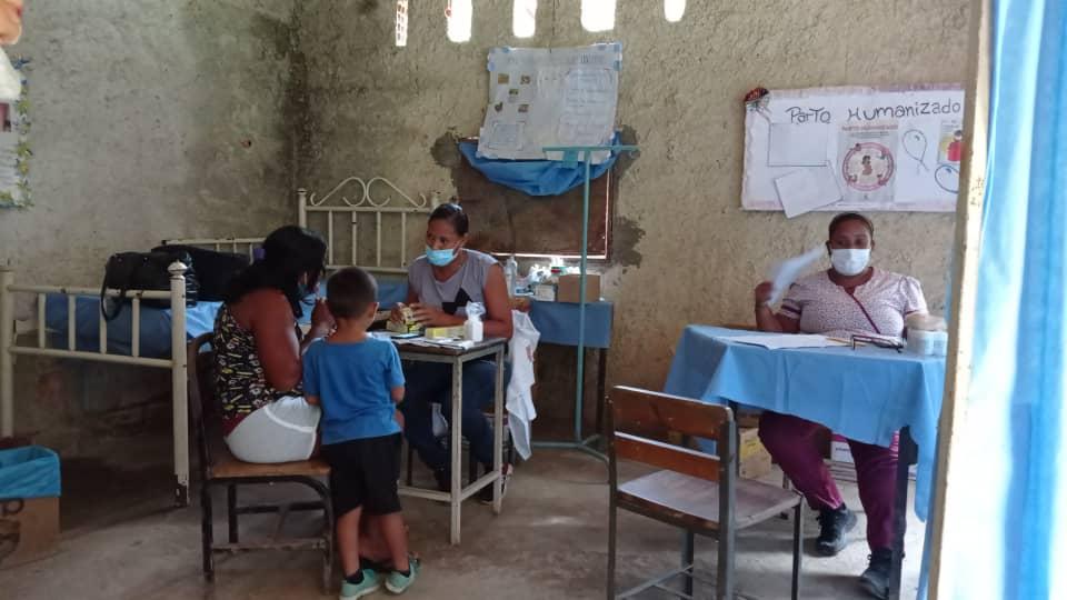 Afroamiga atiende en áreas de salud, nutrición, educación, entre otras