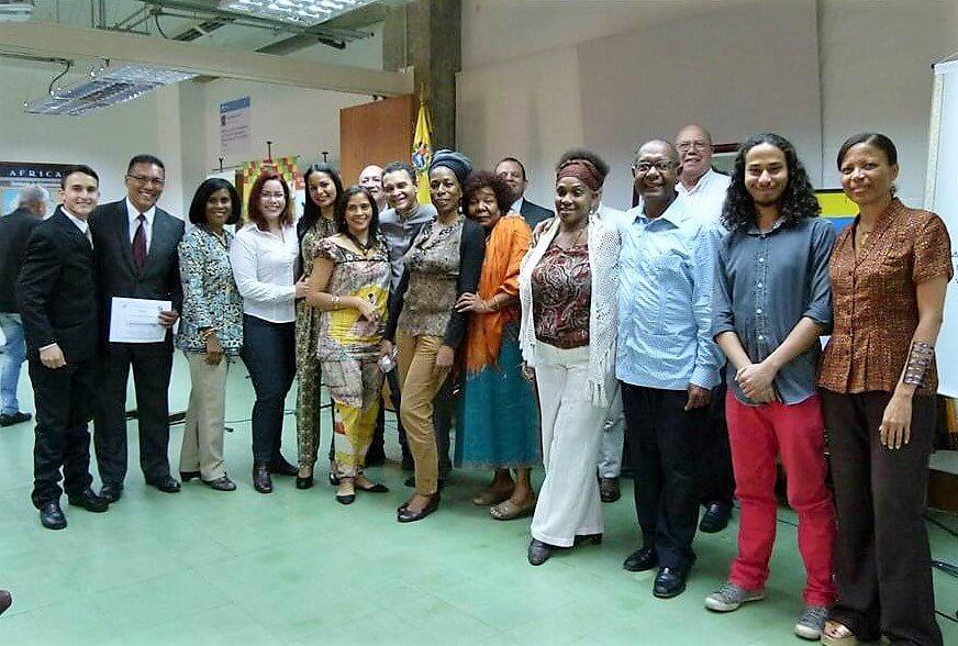 Graduación y 8vo Aniversario del Centro de Saberes Africanos Americanos y Caribeños 1