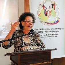 María León en el Centro de Saberes
