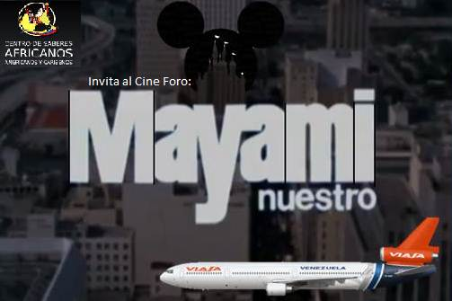 Mayami Nuestro - Cine Foro CSA 18-1-2018
