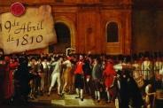19 de Abril de 1810: Revolución venezolana proclama la independencia del imperio español