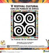 No te pierdas hoy 2 de diciembre a partir las 3:30 la Gran Clausura de V Festival con los pueblos de África