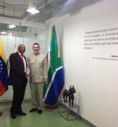 El Centro de Saberes y la Embajada de Sudáfrica organizaran el Centenario de Mandela