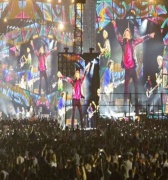 Estrenan en Cuba documental sobre gira de banda The Rolling Stones
