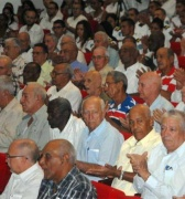 Cuba y Argelia siguen siendo hermanos de lucha