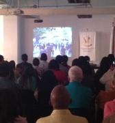 Inicia con éxito el Ciclo de Cine Foros en el Centro de Saberes Africanos, Americanos y Caribeños