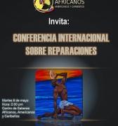 CONFERENCIA INTERNACIONAL SOBRE REPARACIONES