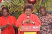 Anuncian a Mia Mottley como primera ministra electa de Barbados