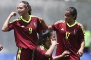 Fútbol femenino de Venezuela vence 2-1 a Jamaica en Centroamericanos