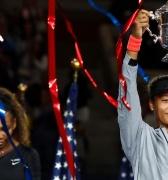 Naomi Osaka de origen haitiano primera japonesa que gana un título de Grand Slam