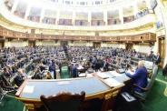 Parlamento egipcio aprueba enmiendas constitucionales