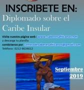 Inscripciones abiertas - Diplomado en Estudios del Caribe Insular