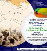 Libia: Invasión, resistencia y ofensiva