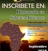 Diplomado en Saberes Africanos - Inscripciones abiertas