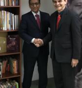 Embajador de Qatar promueve el estudio de la cultura árabe en Venezuela