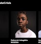 Tres jóvenes africanos se unen a Thunberg en la presentación legal de acciones climáticas