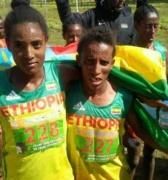 Agasajan a selección atlética de Etiopía campeona del mundo