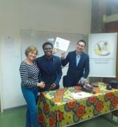 Culminó Seminario sobre Historia y cultura de Guinea Ecuatorial y África Central