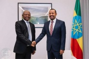Etiopía y Sudáfrica fortalecerán relaciones bilaterales