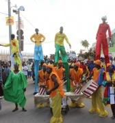 Organizan carnaval nacional de Haití