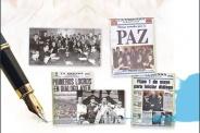 Salvadoreños celebran 27 años de los acuerdos de Paz