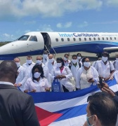 Cuba salva vidas en naciones del Caribe ante la Covid-19