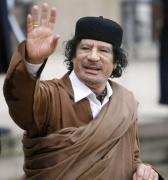 Muamar Gadafi, el linchamiento global