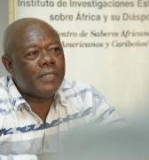 Delegaciones de Kenia y Congo en el Centro de Saberes Africanos, Americanos y Caribeños