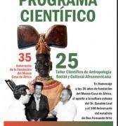 Casa África de Cuba celebra 35 años con un Programa Científico