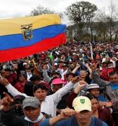 Ahora los Pueblos/ Ecuador insumiso