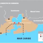 La frontera impuesta a Cuba por más de un siglo en su propio suelo