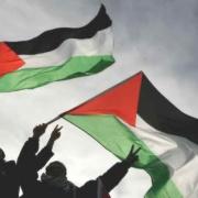 Violencia israelí une a refugiados palestinos