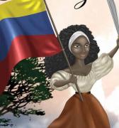 Déficit en el imaginario colectivo del componente africano de la afroheroina Juana Ramírez La Avanzadora