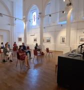 Nuestra América y África del Norte lanzan programa de intercambio cultural en Argelia
