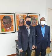 Venezuela: Embajada de Sudáfrica y Centro de Saberes conversan sobre las relaciones  África-América