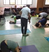 Un día muy especial de Hinduismo en el Centro de Saberes Africanos, Americanos y Caribeños