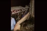 Accidente de autobús en Uganda deja más de 40 muertos
