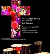 Velorio Virtual de Cruz de Mayo con el Grupo Herencia, link aquí