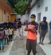 Fundación Afroamiga implementa programas solidarios en Curiepe, Venezuela