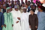 Candidatos nigerianos acuerdan respetar resultado electoral