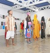 Caracas observó una muestra de la estética urbana afrovenezolana