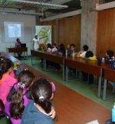 "Escuela ""Luisa Goiticoa"" visitó el Centro de Saberes Africanos"