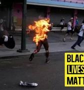 Venezuela: Entre la comuna y la derecha quemando gente pobre - jóvenes negros para ser precisos