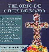 3 de mayo, Velorio de Cruz de Mayo en el Centro de Saberes Africanos